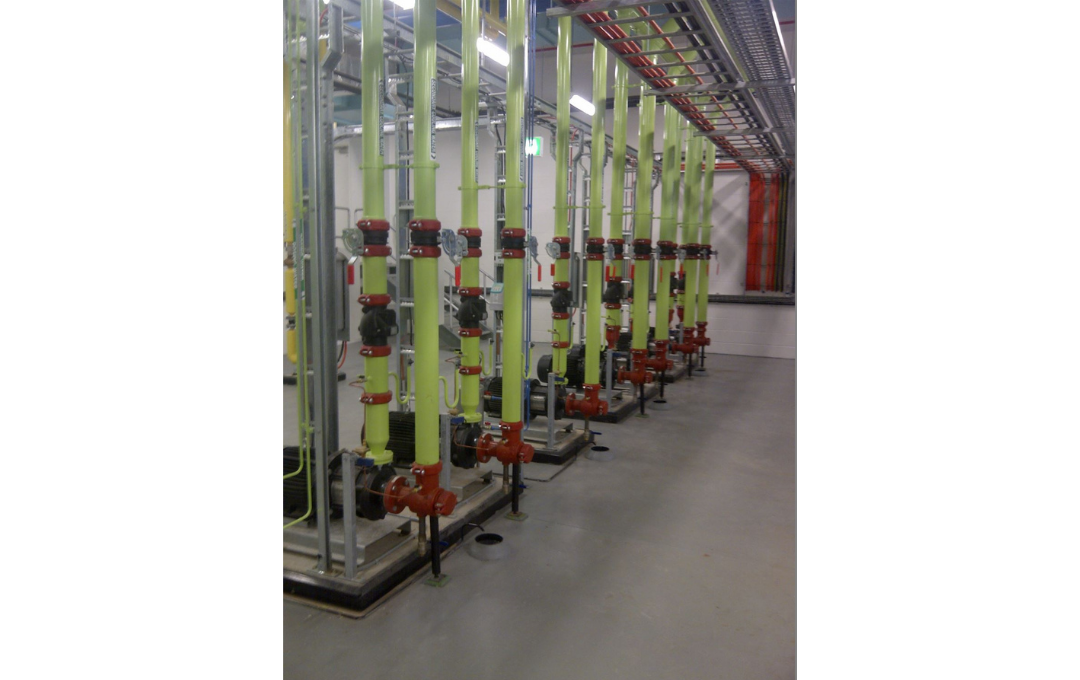 Canberra Airport Mechanical Services Project Image