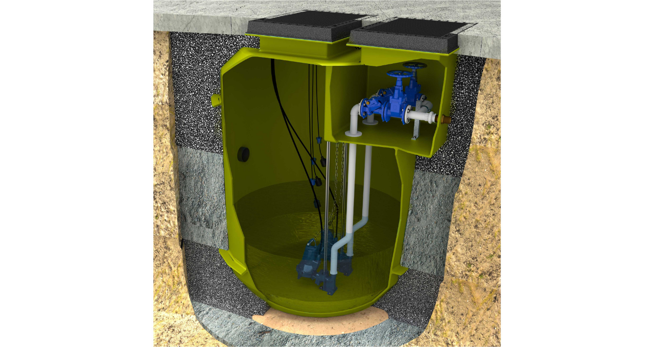 Fibreglass Pumping Stations: A Unique Solution to Your Unique Requirements Image