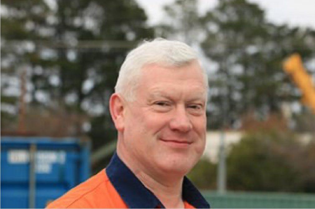 Gerald Churchman Profile Image