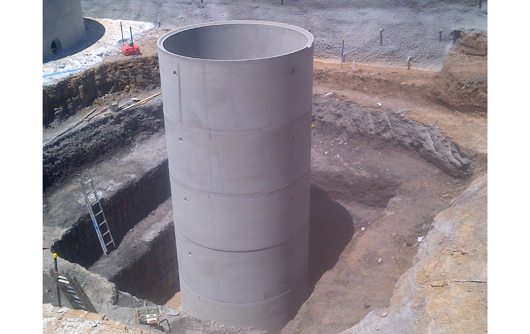 Jordan Springs Sewer Pump Station Project Image