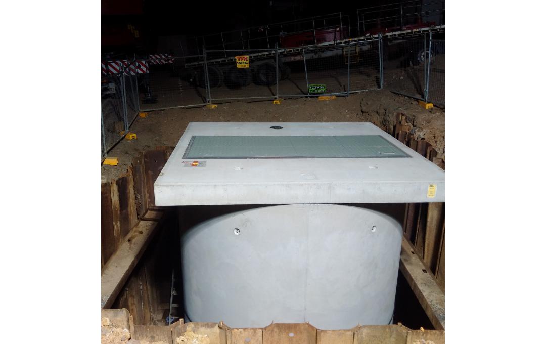 Windsor C Sewer Pump Station Project Image