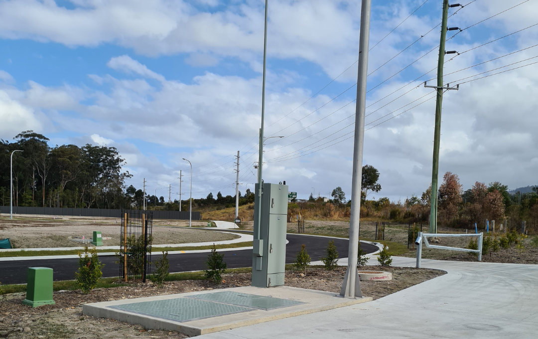Coffs Harbour Sewer Pump Station Project Image