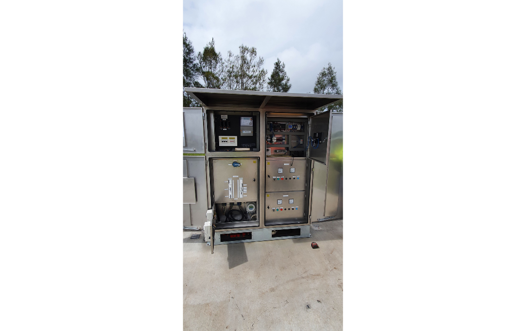 Port Macquarie Sewer Pump Station Project Image