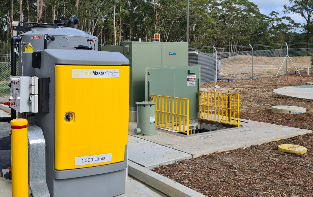 Nowra Sewer Pump Station Project Image